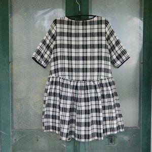 Moonlight Dresses - Moonlight Short-Sleeve Tunic Dress